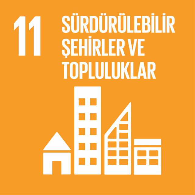 11. Sürdürülebilir Şehirler ve Topluluklar