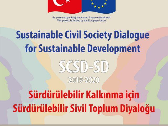 Sürdürülebilir Kalkınma İçin Sürdürülebilir Sivil Toplum Diyaloğu
