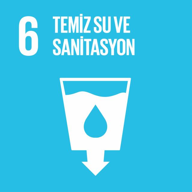 6. Temiz Su ve Sanitasyon