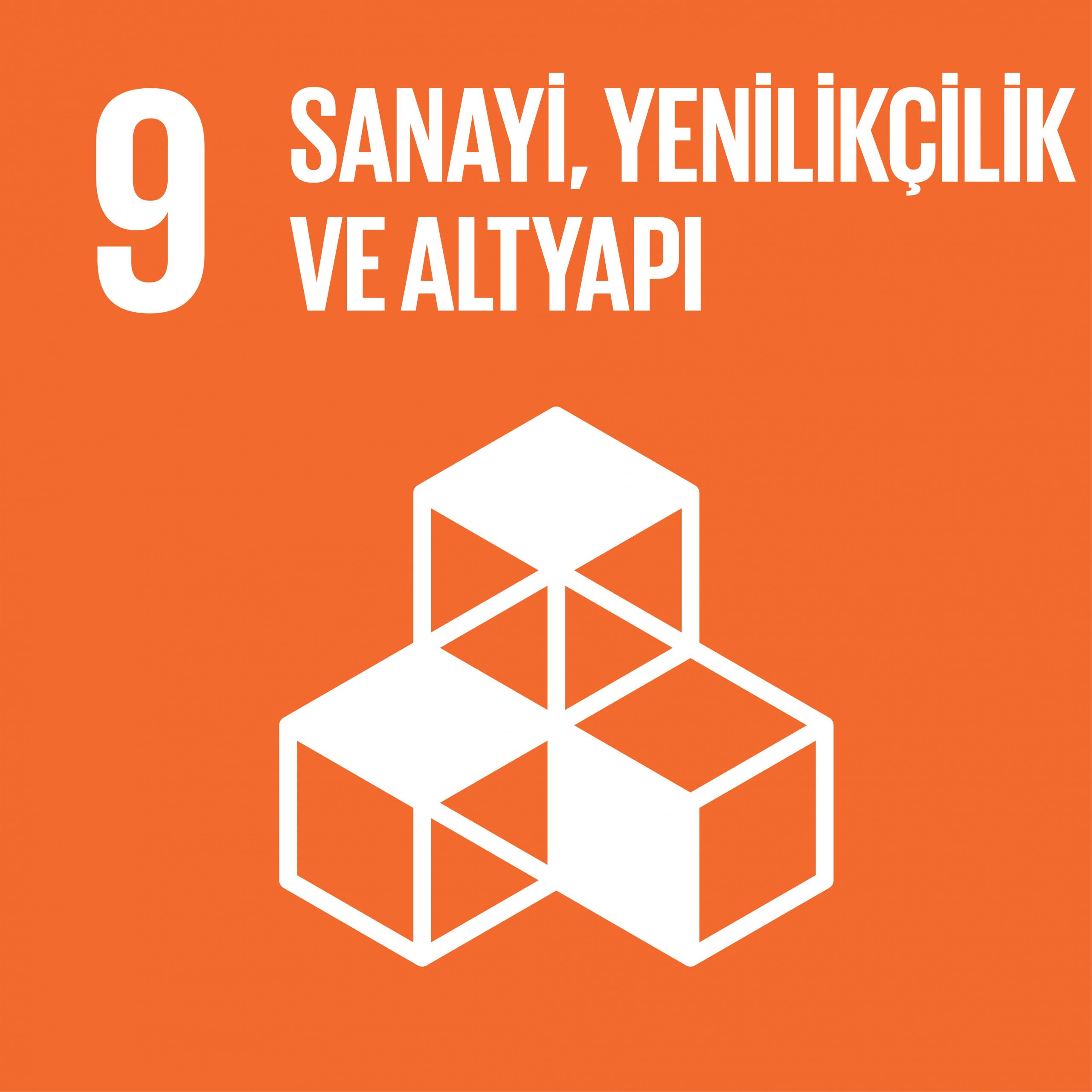 09. Sanayi, Yenilikçilik ve Altyapı